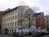 Дома 3, лит. А и 3 по Крапивному переулку. Фото декабрь 2009 г.