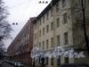 Дома 3, лит. А и 5 по Крапивному переулку. Фото декабрь 2009 г.