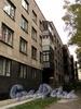 Конный пер., д. 1. Фасад, обращенный на Кронверкский проспект. Фото октябрь 2010 г.