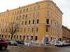 Красноборский переулок, дом 7. Фото декабрь 2010 г.
