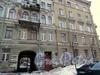 Дом 7-9 по Красноборскому переулку. Фото 2011 г.