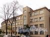 Конный пер., д. 2 / Кронверкский пр., д. 9. Фасад по Конному переулку. Фото октябрь 2010 г.