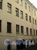 Днепровский пер., д. 9. Вид со двора. Фото август 2010 г.