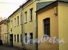 Днепровский пер., д. 16 / 8-я линия В.О., д. 9. Флигель по Днепровскому переулку. Фото август 2010 г.
