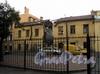 Днепровский пер., д. 20 / 8-я линия В.О., д. 5. Флигель по Днепровскому переулку. Фото август 2010 г.