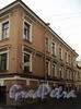 Днепровский пер., д. 22 / Академический пер, д. 9. Фасад по Днепровскому переулку. Фото август 2010 г.