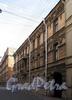Замятин пер., д. 3 / Галерная ул., д. 21. Фасад по Замятину переулку. Фото июнь 2010 г.