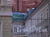 Аптекарский пер., д. 1. Надстройка масарды. Фото ноябрь 2011 г.
