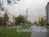 Андреевский пер. Вид от ул. Партизана Германа. Фото 2011 г.