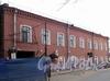Певческий пер., д. 14. Фасад здания. Фото апрель 2011 г.