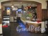 Пер. Сергея Тюленина, дом 4. Кафе-бар-клуб и ресторан «El Grano». Интерьер (барная стойка). Фото февраль 2012 г.