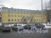Общий вид здания управления Пенсионного Фонда РФ в Кировском районе со стороны ул. Маршала Говорова. Фото февраль 2012 г.