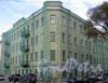 Крапивный пер., д. 17 / Выборгская наб., д. 33. Общий вид. Фото октябрь 2010 г.