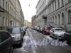 Переулок Сергея Тюленина от Казанской ул. в сторону набережной Канала Грибоедова. Фото март 2012 г.