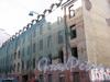Большой Казачий переулок, дом 10. Общий вид с Б. Казачьего пер. Фото март 2012 г.