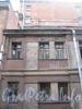 Большой Казачий переулок, дом 11. Общий вид фасада дома с Бол. Казачьего пер. Фото март 2012 г.