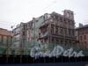 Зоологический пер., д.2/пр. Добролюбова, д. 6, снос здания. Фото июнь 2008 г.