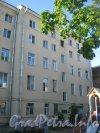 Урюпин пер., дом 5. Общий вид со стороны двора. Фото июнь 2012 г.