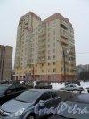 Учебный переулок, дом 8, корпус 3. Фото февраль 2013 г.