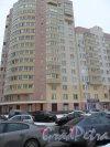 Учебный переулок, дом 8, корпус 3. Кирпично-монолитный дом. Фото февраль 2013 г.