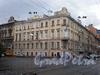 Кузнечный пер., д. 11/ул. Марата, д. 26, общий вид здания. Фото 2008 г.
