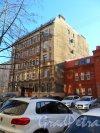 Переулок Макаренко, дом 10. Фото 21 апреля 2013 г.