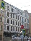Финский пер., дом 4. Реконструкция здания под бизнес центр. Фото 26 июня 2013 г.