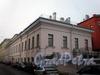 Волховский пер., д. 1. Общий вид здания. Октябрь 2008 г.