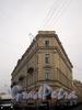 Волховский пер., д. 2. Общий вид здания в сторону Биржевого переулка. Октябрь 2008 г.