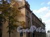 пер. Красного Курсанта, д. 2. Фасад здания. Октябрь 2008 г.