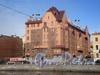 Климов пер., д. 9/наб. реки Фонтанки, д. 159. Общий вид здания. Апрель 2009 г