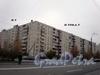 Шипкинский пер., д. 1/ Будапештская ул., д. 104, к. 1. Общий вид жилого дома. Октябрь 2008 г.