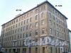 Пер. Макаренко, д. 14 / наб. реки Фонтанки, д. 145. Общий вид здания. Фото ноябрь 2008 г.