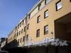 Щербаков пер., д. 12. Фасад здания. Апрель 2009 г.
