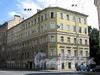 Ревельский пер., д. 1 / Рижский пр., д. 22. Бывший доходный дом. Общий вид здания. Фото июль 2009 г.