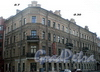 Дерптский пер., д. 7 / Рижский пр., д. 30. Бывший доходный дом. Общий вид здания. Фото июль 2009 г.