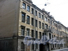 Дерптский пер., д. 8. Бывший доходный дом. Фасад здания. Фото июль 2009 г.