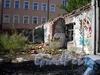 Пер. Лодыгина, д. 5. Внутренний вид здания. Фото июль 2009 г.