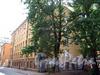 Пер. Лодыгина, д. 7. Дом дешевых квартир. Общий вид здания. Фото июль 2009 г.