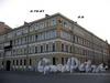 Дровяной пер., д. 9 / пр. Римского-Корсакова, д. 79-81. Общий вид здания. Фото август 2009 г.