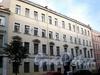 Столярный пер., д. 4. Фасад здания. Фото август 2009 г.