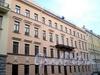 Столярный пер., д. 12. Дом Н.И.Штерна (б. дом Грацинского). Фасад здания. Фото август 2009 г.