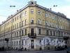 Столярный пер., д. 14 / Казначейская ул., д. 7. Дом Н.И.Олонкина. Общий вид здания. Фото август 2009 г.