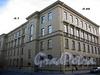 Столярный пер., д. 1 / Казанская ул., д. 48. Общий вид здания. Фото август 2009 г.