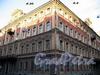 Замятин пер., д. 4 / Галерная ул., д. 20 (правая часть). Доходный дом И.О. Утина. Общий вид здания. Фото июль 2009 г.