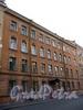 Дровяной пер., д. 7 (левая часть). Фасад здания. Фото август 2009 г.