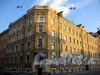 Дровяной пер., д. 7 (правая часть) / Псковская ул., д. 2. Общий вид здания. Фото август 2009 г.