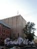 Транспортный пер., д. 3. Здание АТС. Вид от ул. Черняховского. Фото октябрь 2009 г.