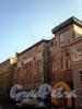 Транспортный пер., д. 5. Храм Лиговской старообрядческой общины. Фасад здания. Фото октябрь 2009 г.