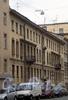 Никольский пер., д. 7.  Дом И. К. Якимова. Фасад здания. Фото апрель 2009 г.